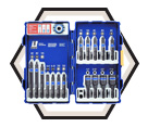 Impact Driver Bit Set - 17 pieces / 1903768