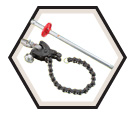 #206 Soil Pipe Cutter / No Hub