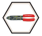 Multi-Purpose Tool - 8-22 AWG - Solid & Stranded Wire / 1001