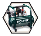 Hand Carry Direct Drive Air Compressor - 1 HP / JC10