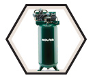 Air Compressor - Stationary - 5 HP - 60 gal / V5160PT03XB