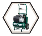 Air Compressor - Wheelbarrow - 2 HP / VT20TB
