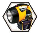 Krypton Bulb Lantern - 6 V / I6V-B2