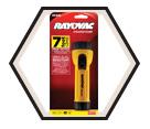 Yellow Flashlight w/ Ring Hanger - 2D / IN2
