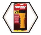 Krypton Yellow Flashlight w/ Ring Hanger - 2D / IN2-KC