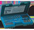 "Chrome Socket Set - 1/4"" & 3/8"" - 6 Point / 12890 *90 Pc"