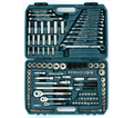 "Chrome Socket Set - 1/4"", 3/8"" & 1/2"" - 6 Point / 13849 *149 Pc"