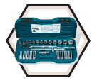 "21 Piece Drive Socket Set - 3/4"" / 14621"