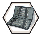 12 Piece Flex-Head Ratcheting Wrench Set