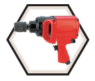 "High Torque Impact Wrench - 1"" (25 mm) / 5092"