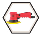 Geared Orbital Sander - 0.45 HP / GO459-60SNP