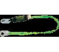 Tie-Back Lanyard - 6' - Green / 913B/6FTGNC *BACKBITER