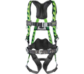 Full Body Harness - L/XL - High Vis Green / AirCore™