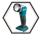 Flashlight - LED - 18V Li-Ion / DML802