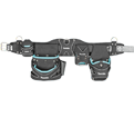 Tool Belt - 9 Pocket - Poly Fabric / T-02222