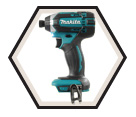 "Impact Driver (Tool Only) XPT™ - 1/4"" Hex - 18V Li-Ion / DTD152Z"