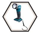 Flashlight - LED - 18V Li-Ion / LXLM04