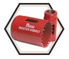 Hole Saw - Master Cobalt® Bi-Metal / AV Series