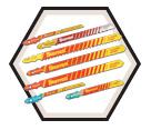 Unified Shank® Wood Cutting Jig Saw Blades