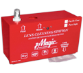 Lens Cleaning Station - 16 oz Spray - Metal / 860DFF *PURE SIGHT