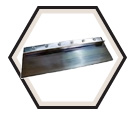 "Replacement Floor Scraper Blade - 20"" x 4"" / 820B"
