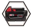 Battery - 18 V (4 Ah) Li-Ion / 48-11-1840 *REDLITHIUM