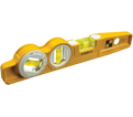 3 Vial Magnetic Torpedo Level - 360° Vial