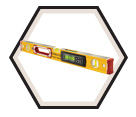 Type 196-2/IP65 Electronic Level -24""