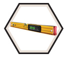 Magnetic Type 96M-2/IP65 Electronic Level - 48""