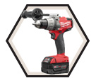 "Drill/Driver M18 FUEL™ - 1/2"" - 18V Li-Ion / 2703 Series"