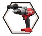 "Hammer Drill/Driver - 1/2"" - 18V Li-Ion / 2704 Series *M18 FUEL™"