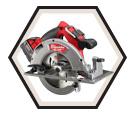 """Circular Saw (Kit) - 7-1/4"""" - 18 V Li-Ion / 2731 Series *M18 FUEL™"""