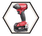 "Impact Driver M18 FUEL™ - 1/4"" Hex - 18V Li-Ion / 2753 Series"