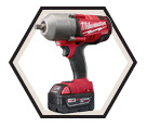 "Impact Wrench M18 FUEL™ - 1/2"" Pin Detent - 18V Li-Ion / 2762 Series"