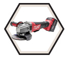 "Grinder M18 FUEL™ - 4-1/2-5"" - 18V Li-Ion / 2780 Series"