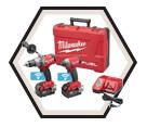 2 Tool Combo Kit M18 FUEL™ - 18V Li-Ion / 2795-22 *ONE-KEY™