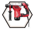 "Rotary Hammer (Kit) - 7.5 lbs - 1-1/8"" SDS Plus - 8 amps / 5268-21"