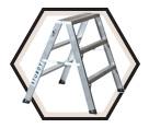 MUSTANG Aluminum Sawhorse / 1300 Series