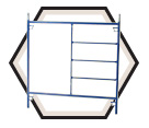 505 Series Frame Scaffold - 5' x 5' / 505-01