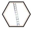 Aluminum Extension Ladder MD / 5700 Series