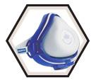 Half-Face Limited Use Respirator - Elastomeric / 4200 Series