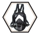 Respirator - Full Facepiece - Reusable / 760008A
