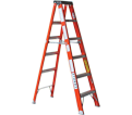 Step Ladder - Type 1A - Fiberglass / F486 Series *XHD