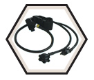 Airline Adapter Kit - Continuous Flow / CF2007