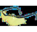 Edge™ Safety Glasses - Amber / T56005BA