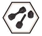 Qwik Pins & Flange Pins / 781235