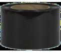 "Plastic Wrap - 3"" x 1000' - Black / 3-1000BLACK"