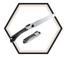 G-Saw™ ICF/PVC Folding Handle Saw