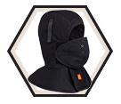 FR Hard Hat Liner - Quilted / Long Neck