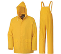 Rain Suit - PVC - Yellow / 557 Series